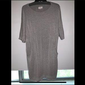 Lou & Grey Pocketed Dress
